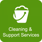 Cleaning & Support Services