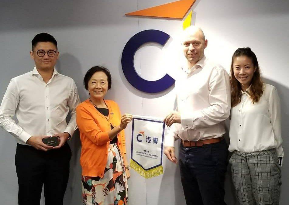 TQUK visits HKCT