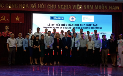 TQUK 與越南多間院校簽定合作備忘錄