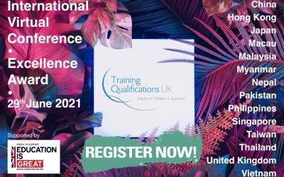 TQUK International Virtual Conference 2021